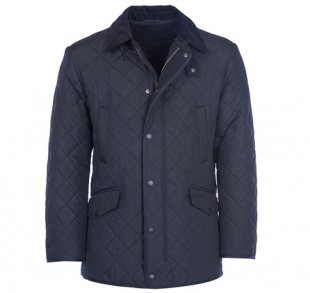 Bardon Quilted Jacket Navy Bardon Quilted Jacket Navy