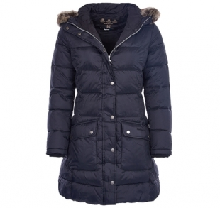 Buoy Quilted Jacket Black Buoy Quilted Jacket Black