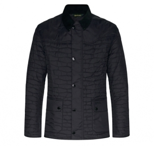 Chesterdon Quilted Jacket Black Chesterdon Quilted Jacket Black