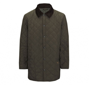 Eskdale Quilted Jacket Forest Green Eskdale Quilted Jacket Forest Green