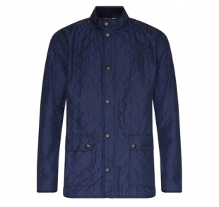 Hatton Quilted Jacket Navy Hatton Quilted Jacket Navy