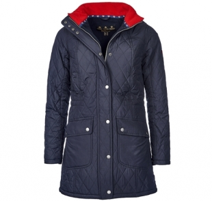 Kirkby Quilted Jacket Navy Kirkby Quilted Jacket Navy