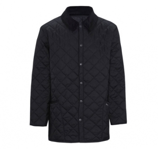 Liddesdale Quilted Jacket Black Liddesdale Quilted Jacket Black