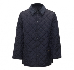 Liddesdale Quilted Jacket Navy Liddesdale Quilted Jacket Navy