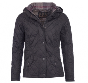 Millfire Quilted Jacket Black Millfire Quilted Jacket Black