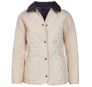 Montrose Quilted Jacket Macadamia Montrose Quilted Jacket Macadamia