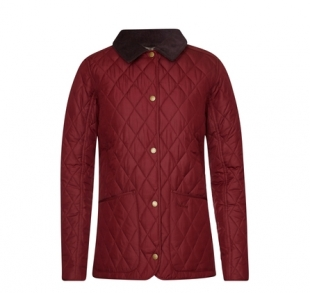 Montrose Quilted Jacket Rosewood Montrose Quilted Jacket Rosewood