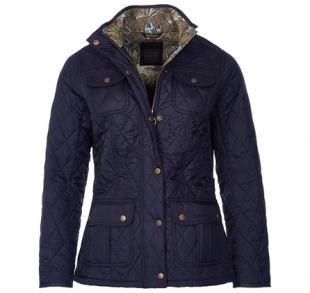 Ruskin Quilted Jacket Navy Ruskin Quilted Jacket Navy