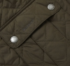 Ariel Quilted Jacket Olive - 5