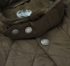 Ariel Quilted Jacket Olive - 6