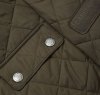 Ariel Quilted Jacket Olive - 7