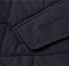 Bardon Quilted Jacket Navy - 4