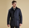 Bardon Quilted Jacket Navy - 6