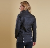 Bartlett Quilted Jacket Black - 1
