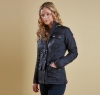 Bartlett Quilted Jacket Black - 4