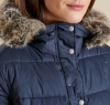 Buoy Quilted Jacket Black - 2