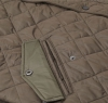 Chelsea Sportsquilt Jacket Olive - 1