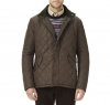 Chelsea Sportsquilt Jacket Olive - 7