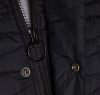 Chesterdon Quilted Jacket Black - 1