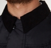 Chesterdon Quilted Jacket Black - 4