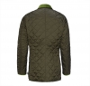 Chip Lifestyle Quilted Jacket Olive - 1
