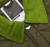 Chip Lifestyle Quilted Jacket Olive - 3