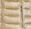 Clyde Short Baffle Quilted Jacket Dark Pearl - 3