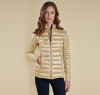 Clyde Short Baffle Quilted Jacket Dark Pearl - 4