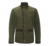 Cordwiner Quilted Jacket Green - 3