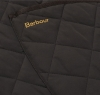 Eskdale Quilted Jacket Dark Brown - 3