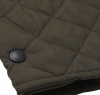 Eskdale Quilted Jacket Forest Green - 2