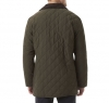 Eskdale Quilted Jacket Forest Green - 6