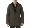 Eskdale Quilted Jacket Forest Green - 7
