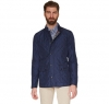 Hatton Quilted Jacket Navy - 8