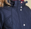 Kirkby Quilted Jacket Navy - 2