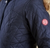 Kirkby Quilted Jacket Navy - 3