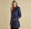 Kirkby Quilted Jacket Navy - 4