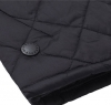 Liddesdale Quilted Jacket Black - 2