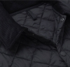 Liddesdale Quilted Jacket Black - 4