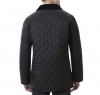 Liddesdale Quilted Jacket Black - 6
