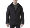 Liddesdale Quilted Jacket Black - 7