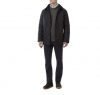 Liddesdale Quilted Jacket Black - 8
