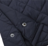 Liddesdale Quilted Jacket Navy - 1