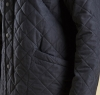 Microfibre Polarquilt Jacket Black - 3