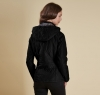 Millfire Quilted Jacket Black - 1