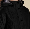 Millfire Quilted Jacket Black - 2
