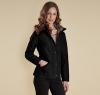 Millfire Quilted Jacket Black - 4