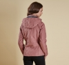 Millfire Quilted Jacket Old Rose - 1