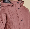 Millfire Quilted Jacket Old Rose - 2