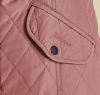 Millfire Quilted Jacket Old Rose - 3